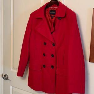 Women's Red Banana Republic Pea coat